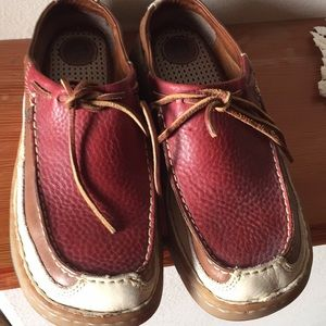 BORN, Genuine Leather Shoes, Size 7.5, like new